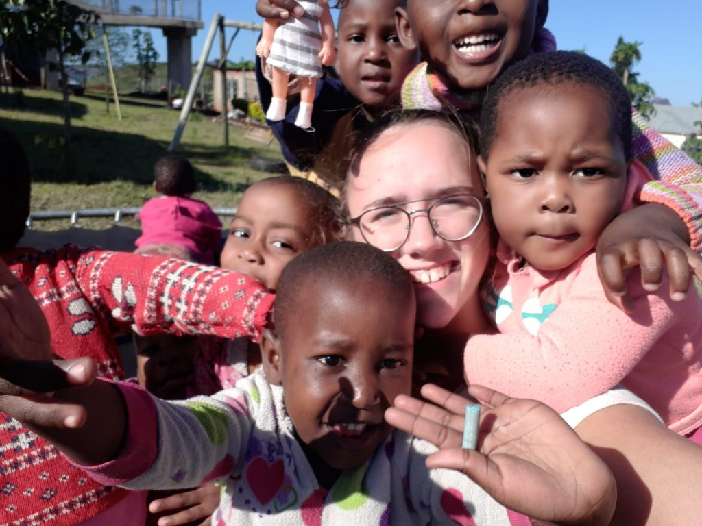 Volunteer from Germany | St  Joseph